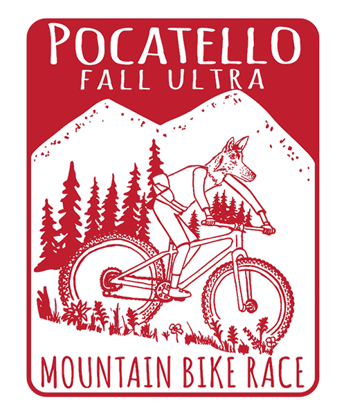 Pocatello Fall Ultra Logo